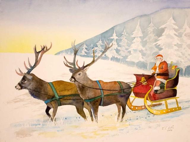P.S:Bald nun ist Weihnachtszeit.