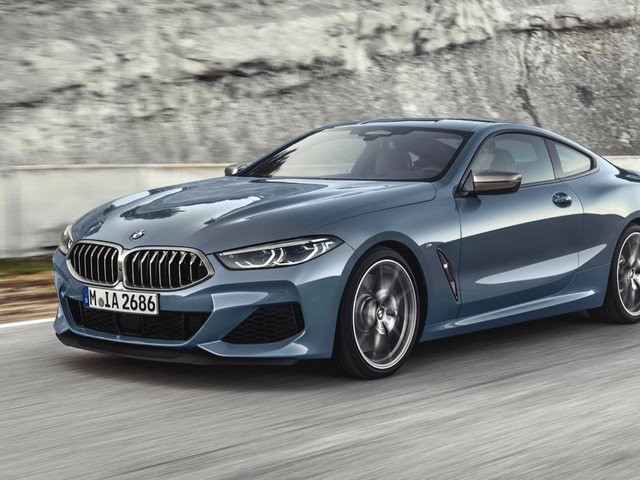 2020 BMW 840i priced at $88,895