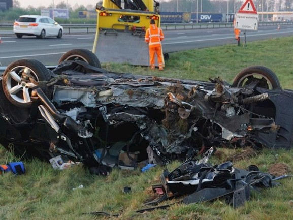 Slachtoffer dodelijk ongeluk A28 is 19-jarige vrouw uit Deventer