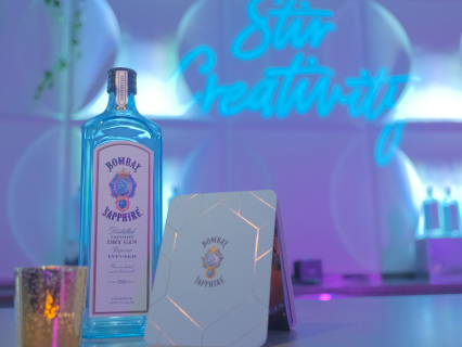 #FindYourCanvas: Bombay Sapphire Stirs Creativity With Exquisite Multisensory Experience