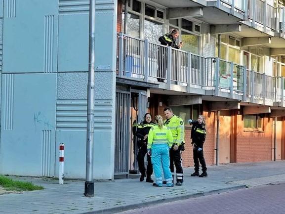 Gewonde bij steekpartij in Tilburg