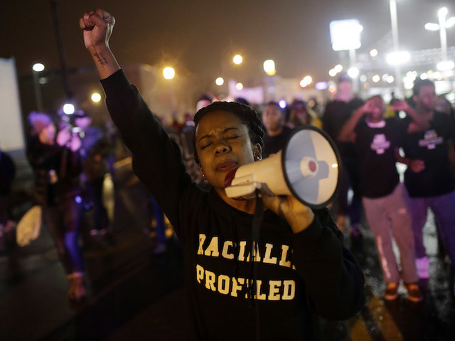 Bloody Moves: 23 Arrested During St. Louis Protest Against Shady Cop's Murder Acquittal