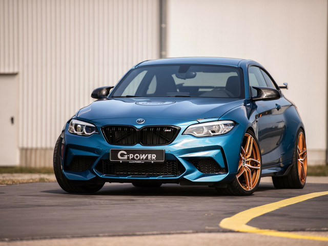 Video: G-Power M2 Competition Is a 680 HP/205 MPH Beast