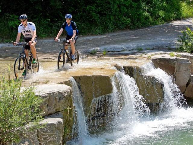 Slovenië: 'fietsen door een groen paradijs'