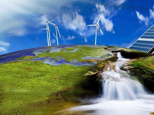 6 miljard euro voor duurzame energie in 2018