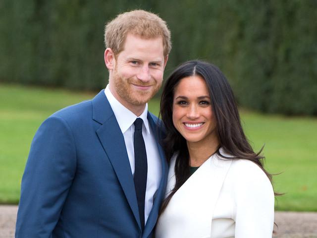 Royal Swirl: Prince Harry & Meghan Markle Announce Their Wedding Date