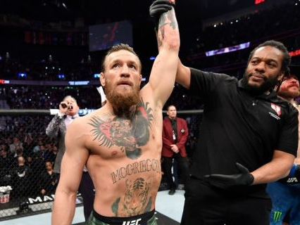 UFC 246: Conor McGregor Knocked Donald Cerrone Out In 40 Seconds