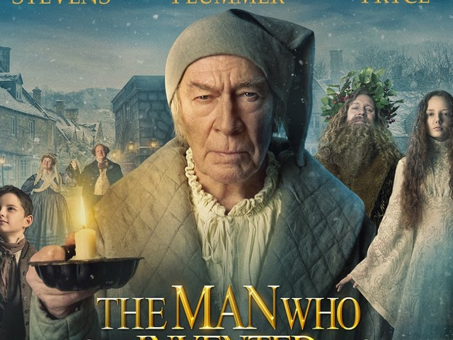 "Move Review: ""The Man Who Invented Christmas"" Is A Giant Holiday Turkey"