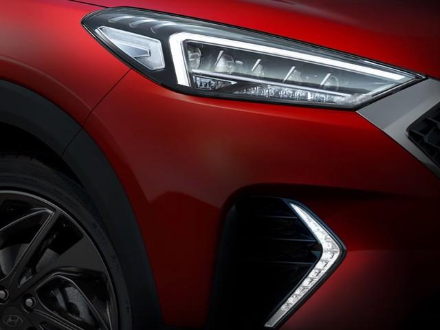 Hyundai Tucson N Line teased
