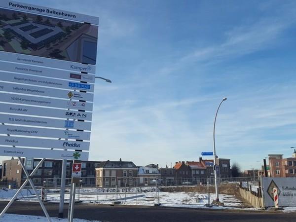 Ziekmakende parkeergarage Kampen kost 1,9 miljoen extra