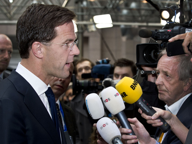 Rutte ontvangt Merkel voor klimaatoverleg