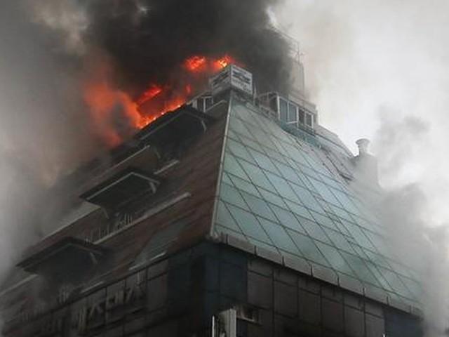 Zeker 16 doden door brand in Zuid-Korea