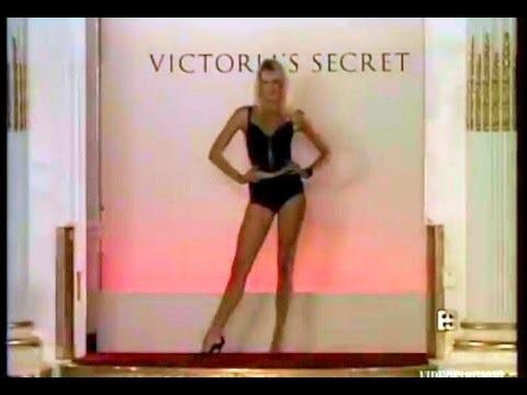 Zo zag de eerste Victoria's Secret Show ooit eruit
