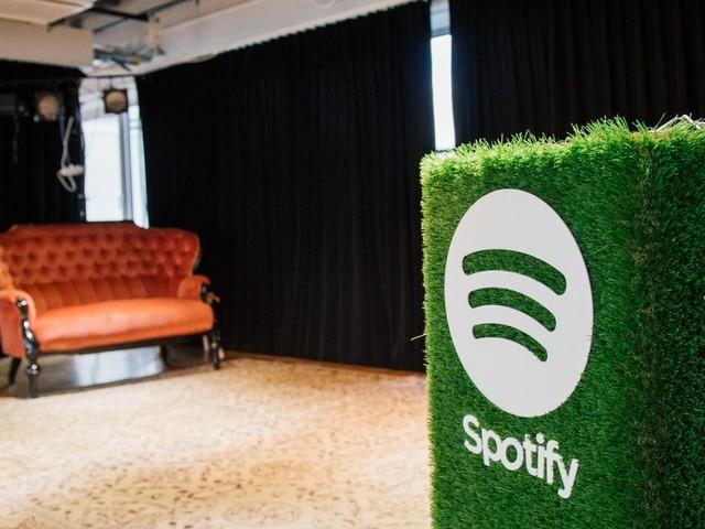 'Spotify ziet af van tweede beursnotering in Stockholm'