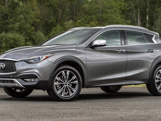 The Mercedes-Benz based Infiniti QX30 doesn't have a future