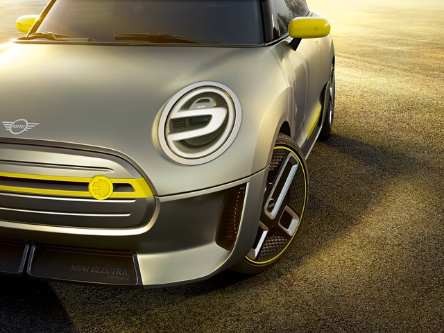 MINI announces plans to build electric vehicles in China