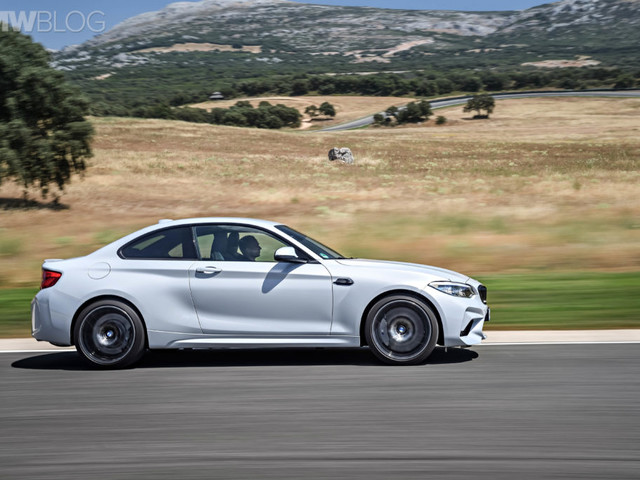 BMW M2 Competition contends in Autocar's Best Driver's Car