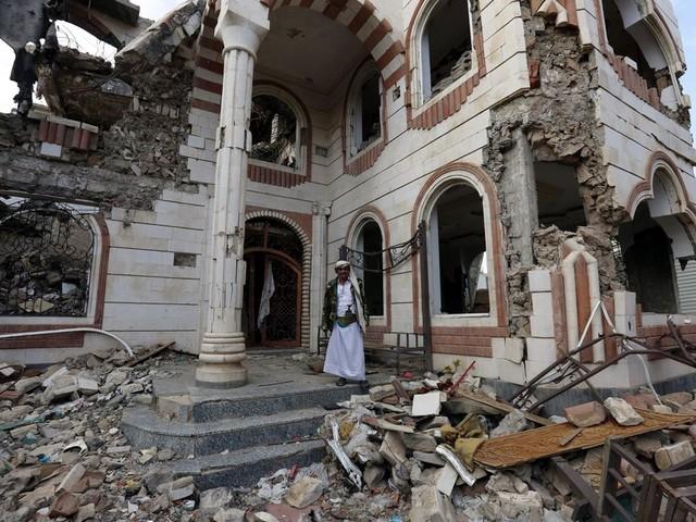 Saudi-Arabië heeft Amerikaanse steun nodig in Jemen