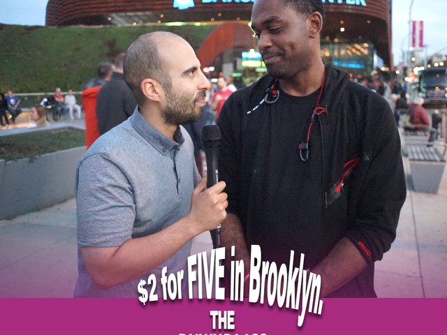 Pain In Da A** Show: $2 For Five Struggle… Why Is It So Hard To Find Name 5 Rappers From Brooklyn? [VIDEO]