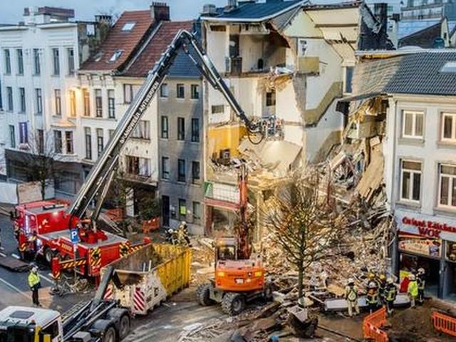 Slachtoffers explosie Antwerpen geïdentificeerd