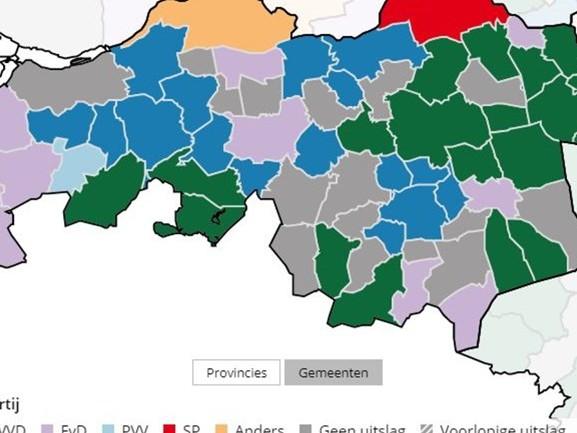 Nek-aan-nekrace tussen VVD en FvD: enorme winst Forum verbaast Hans Smolders niet