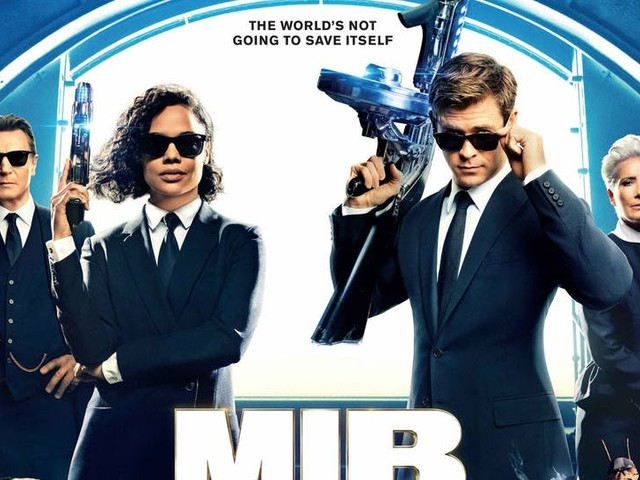 "Movie Review: No Nueralizers Are Needed To Forget ""Men in Black: International"""