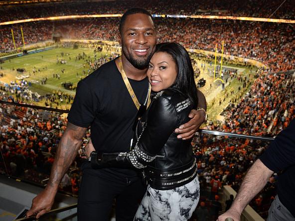 Sweet Black Love: Taraji P. Henson Confirms Her Longtime Coupledom With Kelvin Hayden