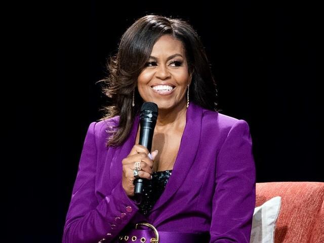 De podcast van Michelle Obama voelt als een inspirerende knuffel