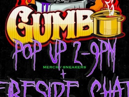 Cannabis Lifestyle Brand GUMBO Hosts 2 Day Pop Up October 27-28 Featuring NYC Notables