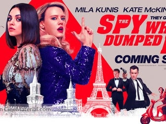 "Movie Review: ""Spy Who Dumped Me"" is a Waste of Talent"