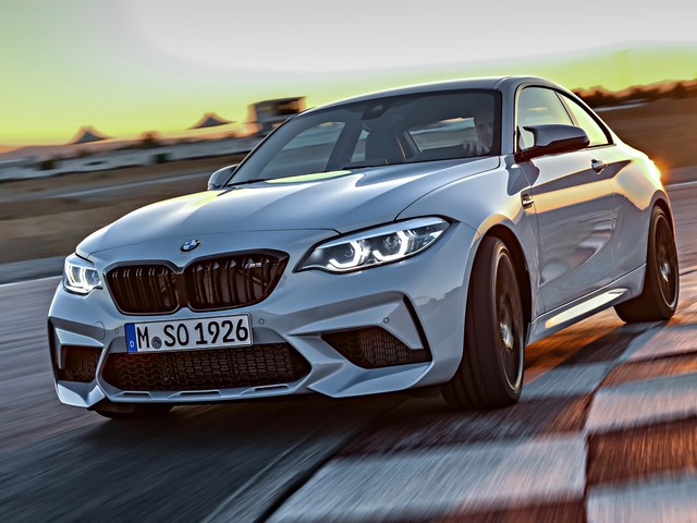 BMW confirms all M models will soon be electrified