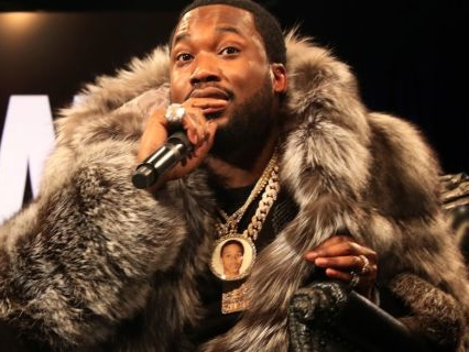 Hate It Or Love It?! Meek Mill Was Just Named 2018 Man of the Year By BET