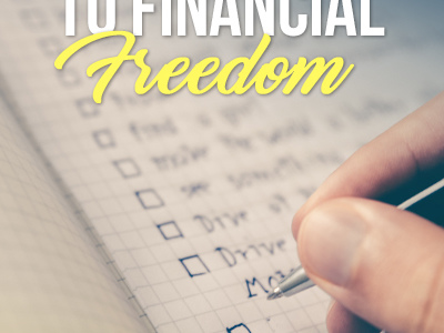 My Checklist To Financial Freedom (PDF)