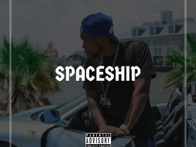 """Curren$y Hops In A """"Spaceship"""" With T.Y."""