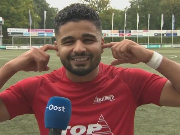 Matchwinner Köse snoert criticasters de mond met juichen à la Depay: ''Heerlijk gevoel''