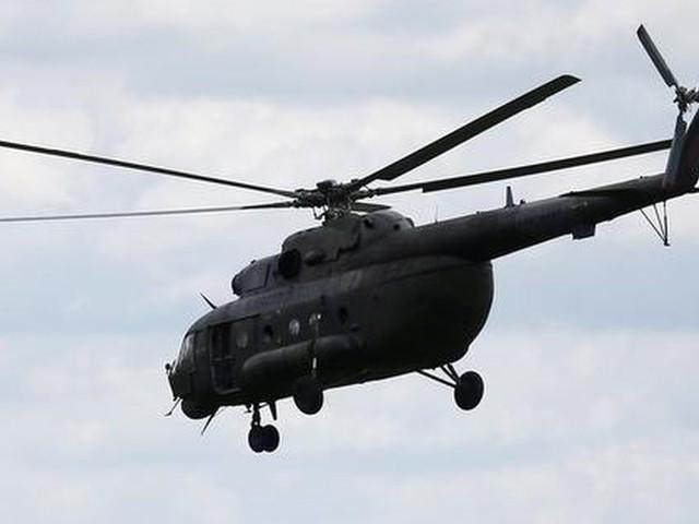 Doden door crash legerhelikopter Colombia