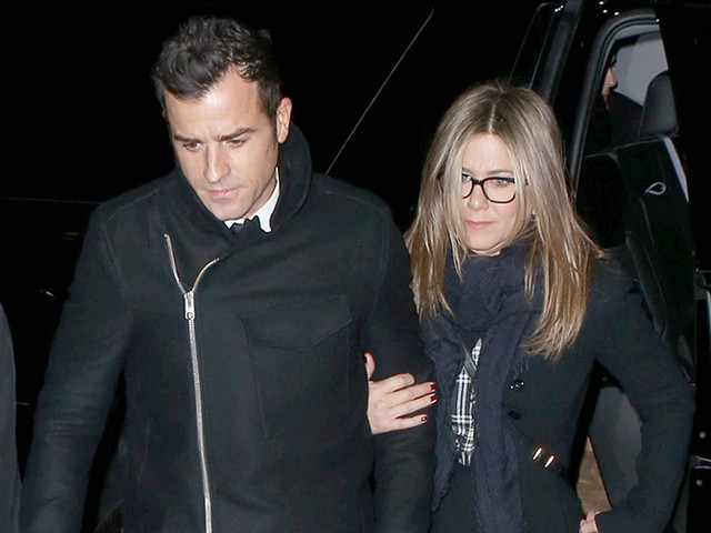 Report: Justin Theroux Never Wanted To Marry Jennifer Aniston