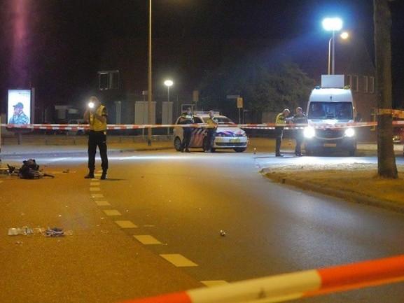 Automobilist rijdt door na aanrijding in Enschede, fietser blijft zwaargewond achter