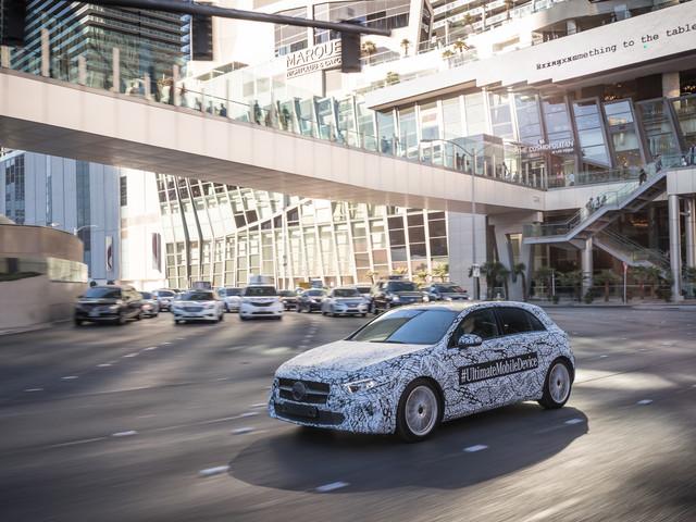 First Ride: 2019 Mercedes-Benz A-class