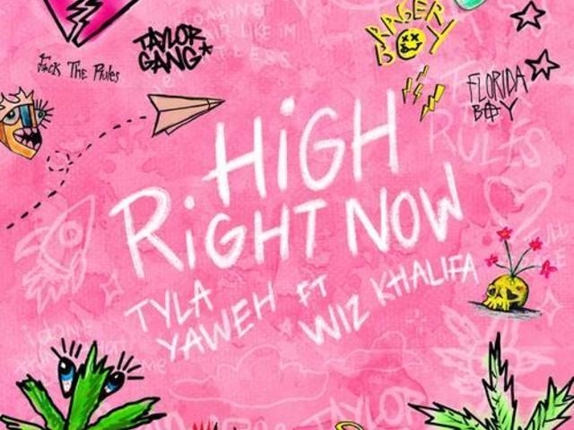 """Tyla Yaweh – """"High Right Now (Remix)"""" f. Wiz Khalifa"""
