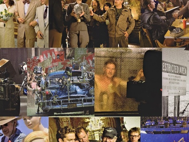 15 Behind-The-Scenes Photos From Indiana Jones and the Kingdom of the Crystal Skull