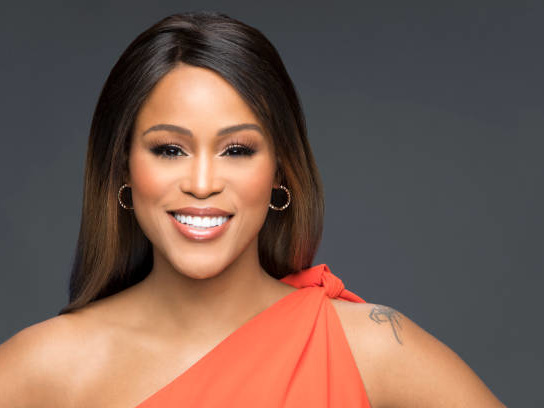 """BOSSIP Exclusive: Eve Talks """"The Talk, """" The Royal Engagement And Her Favorite Rapper"""