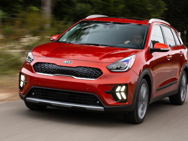 2021 Kia Niro gets updated tech features