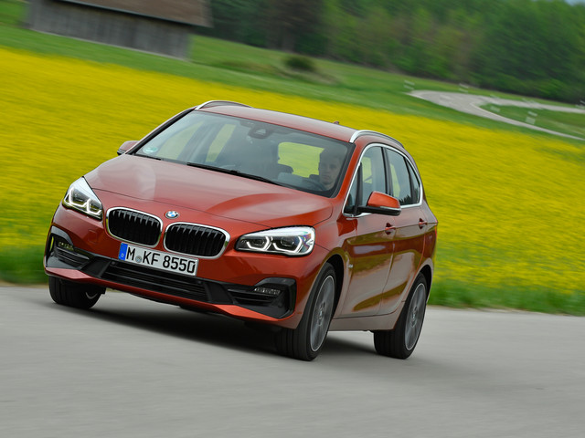 SPIED: Is this another BMW 2 Series Active Tourer