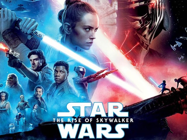 BRAD'S APRIL ESCAPE PART 19: STAR WARS: THE RISE OF SKYWALKER