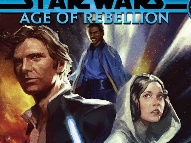 All-new stories from the original Star Wars trilogy, starting this April!