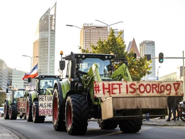 Supermarkten bezorgd om boerenprotest