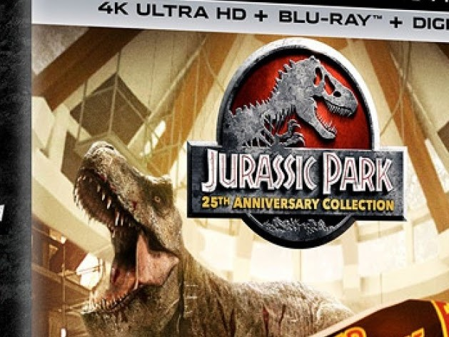 Review - Is Jurassic Park 4K Worth Buying?
