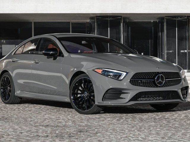 2021 Mercedes-Benz CLS gets the new MBUX infotainment system