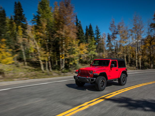 2018 Jeep Wrangler – First Drive Review